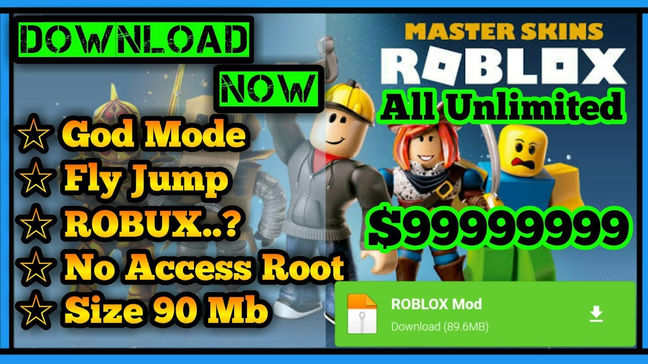 Roblox Download Mod Robux