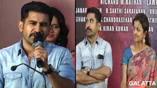 Vijay Antony's Kaali press meet