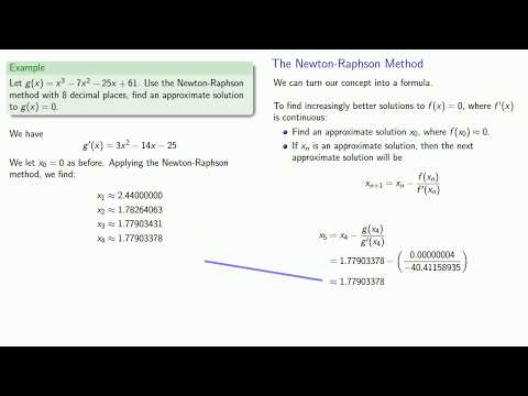 Solutions - MATH 1201: Introduction to Calculus - LibGuides