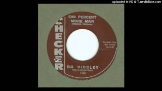 Watch Bo Diddley 500 More Man video