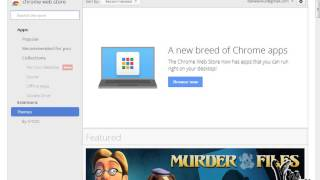 How To Add Themes To Google Chrome Web Browser