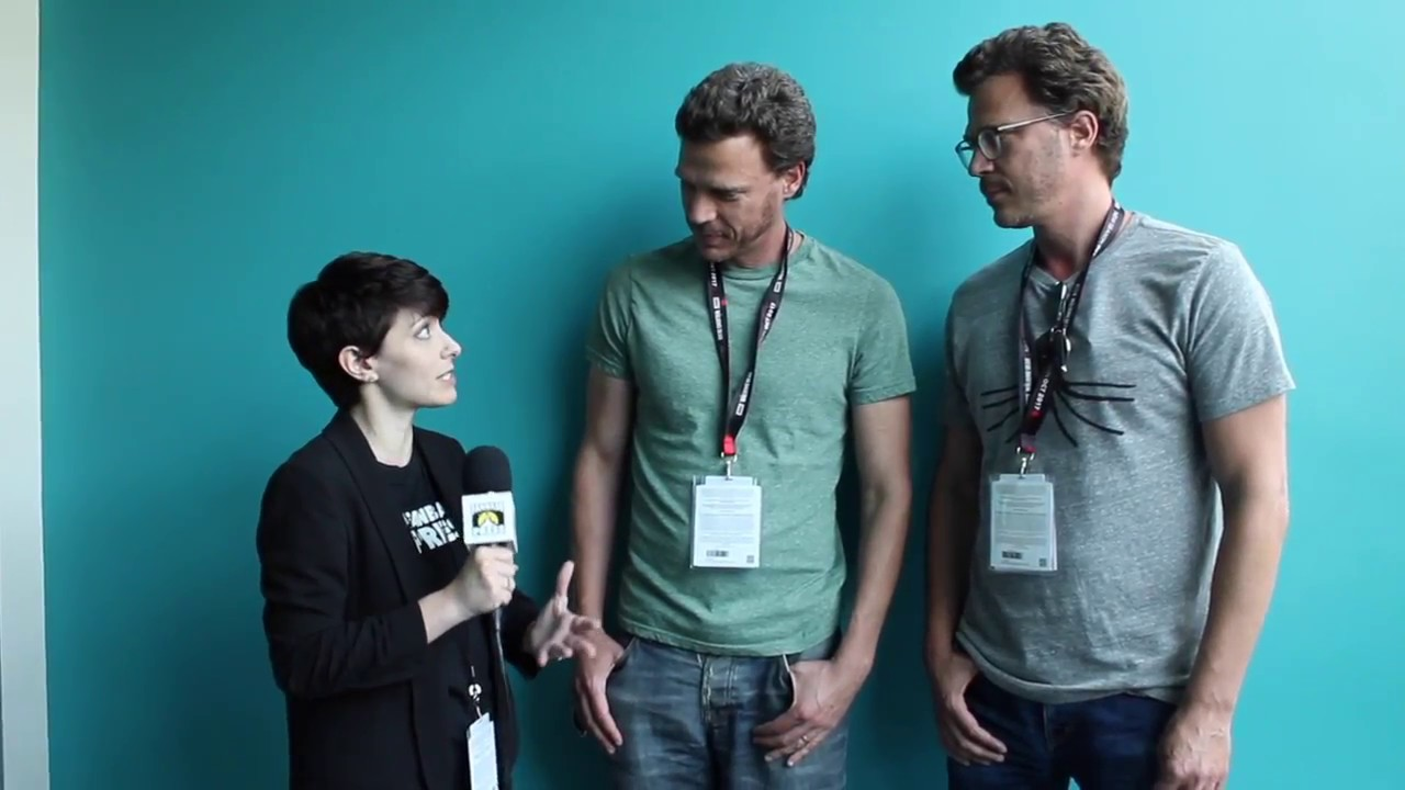 SDCC 2017: Jeremy and Daniel Lehrer (aka @lehrerboys) on HIGHLY ...