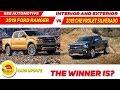 2019 Ford ranger VS 2019 Chevrolet Silverado 1500