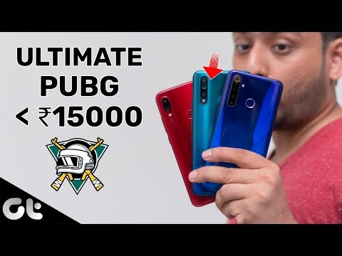 Top 3 PUBG Phones Under 15000 For HD GRAPHICS   September 2019   GT Gaming