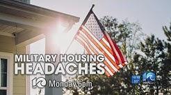 Continuing Coverage: Military Housing Headaches