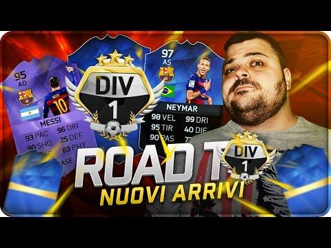 FIFA 16 RTD1 : L'ARRIVO DI 2 TOTS !!!