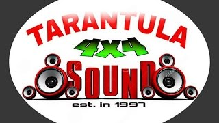 Tarantula 4x4 Dancehall mix 2016