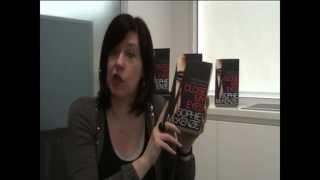 Sophie McKenzie discusses Close My Eyes