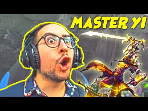 MATTEOHS | MASTER YI IS ONFIRE   | PATCH 8.17| LEAGUE OF LEGENDS GAMEPLAY ITA thumbnail