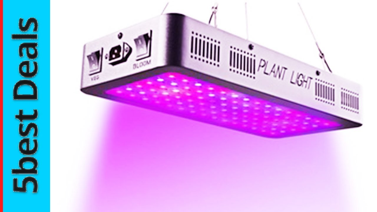 Best Led Grow Lights 2020.5 Best Led Grow Light In 2020