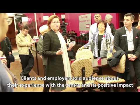 Open House at Next-Steps Employment Centre - Scarborough