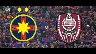 FCSB Vs CFR Cluj 1-1 HD Liga 1 Betano Etapa 7 Play-Off (29.04.2018)