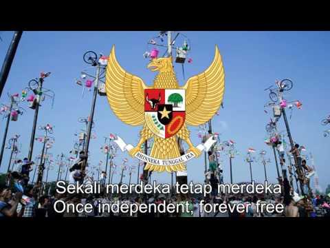 Indonesian National Song - Hari Merdeka (Victory Day)