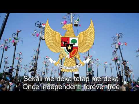 Indonesian National Song - Hari Merdeka (Victory Day)