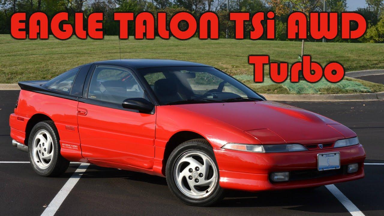 My 1990 Eagle Talon Tsi Awd Turbo 4g63  U0026quot 6