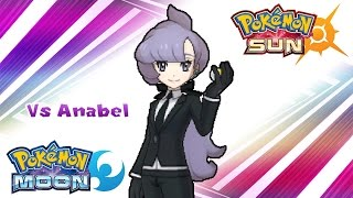 Download Pokemon Sun & Moon - Frontier Brain Anabel Battle Music (HQ) MP3 song and Music Video