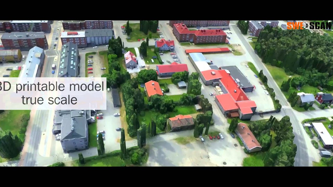 3D Animation Flyover