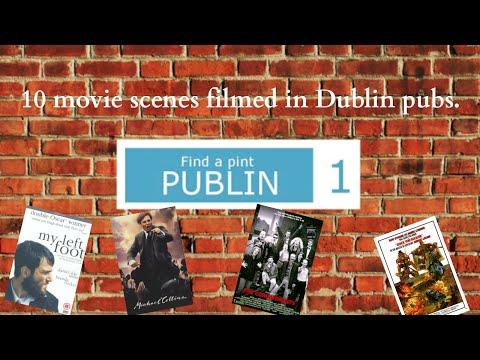 10 movie scenes filmed in Dublin pubs