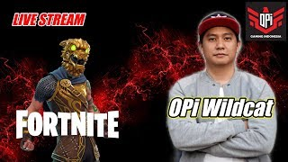 Live Stream Fortnite Indonesia Top Squad OPi Gaming | Giveaway 6000 V-Bucks