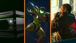 New Xbox In 2020? + Metroid Prime 4 Not Ready? + Cyberpunk 2077 is an FPS