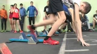 Стартовали ежегодные соревнования на кубок Курганской области по легкой атлетике