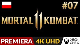 Mortal Kombat 11 PL  #7 (odc.7) ⚡️ Kitana | Gameplay po polsku 4K