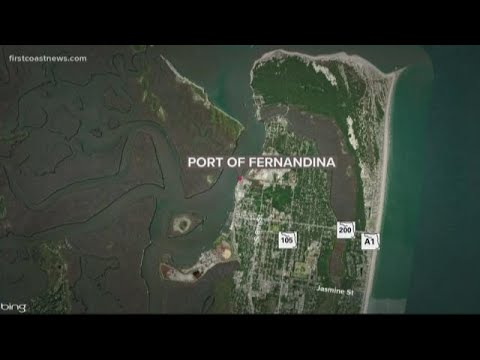 Port of Fernandina receives $1.3 funding from federal grant