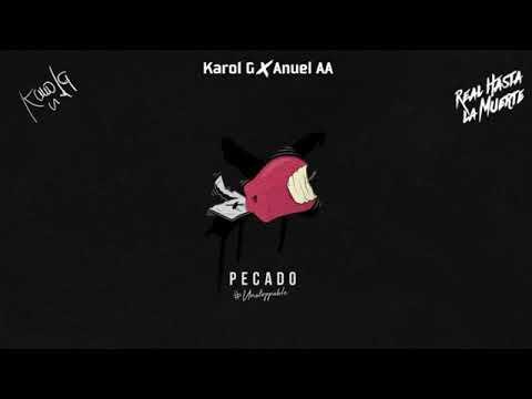 PECADO (Remix) - KAROL G Ft Anuel Aa [Audio Oficcial]