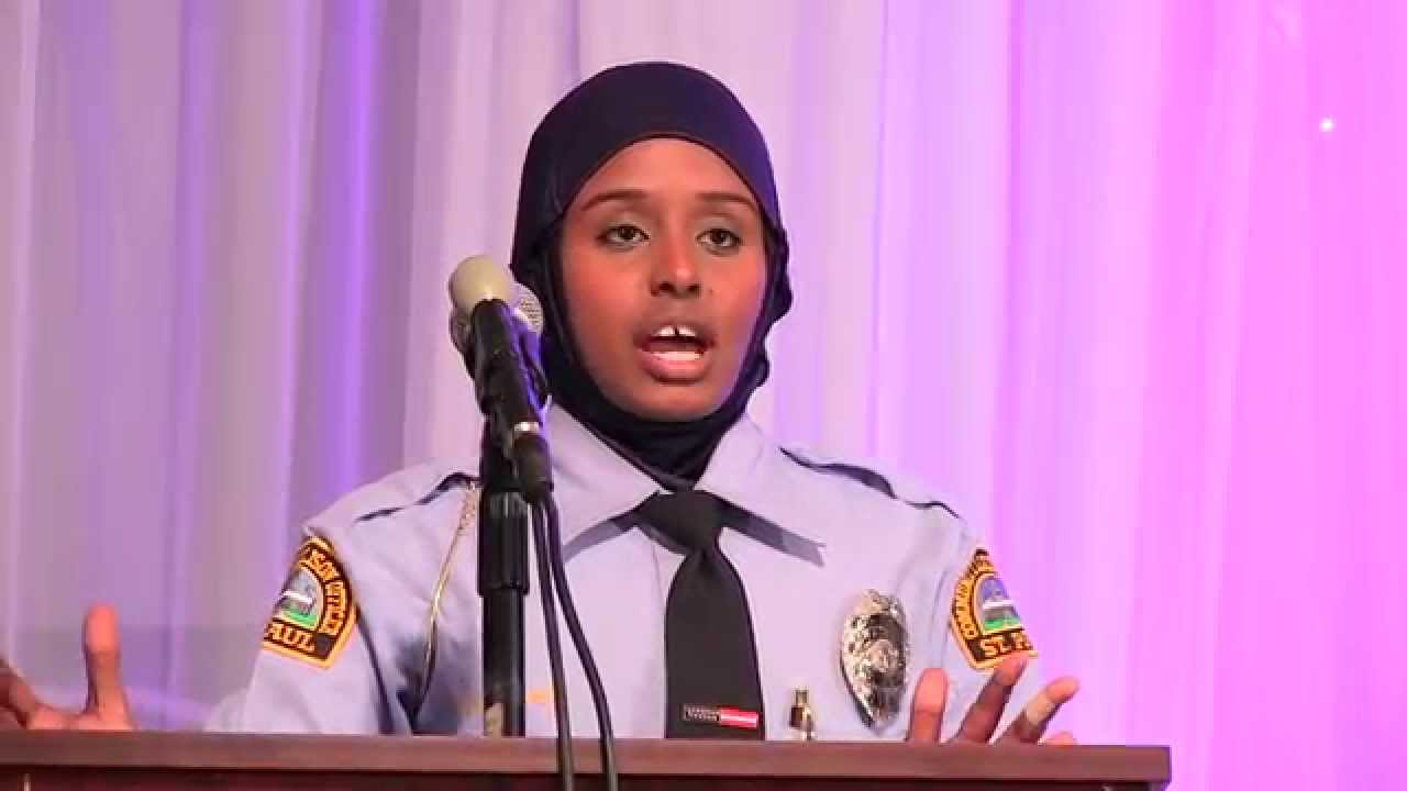 Meet Amp Greet With Somali American Police Association 1st