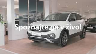 Volkswagen T-Cross 1.0 TSI 1st Edition pri Porsche poslovalnicah