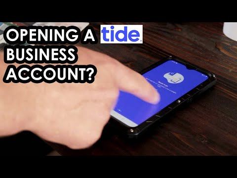 Business bank accounts - How to open a Tide business account?