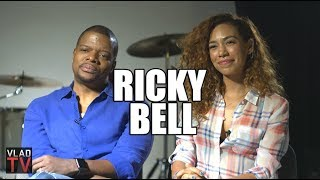 Ricky Bell on New Edition Being Broke, Only Getting $1.87 After Major Tour (Part 2)