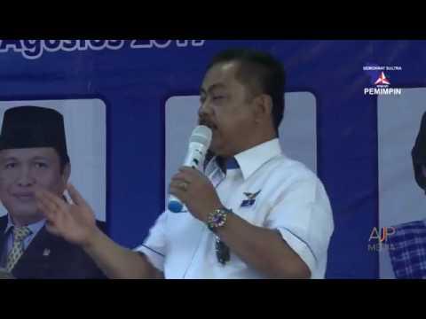 Konvensi DPD PARTAI DEMOKRAT SULTRA CAGUB DAN CAWAGUB Part 4