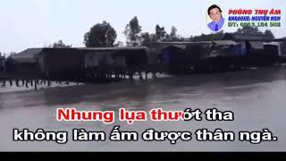 Karaoke Tân cổ TRƯƠNG CHI MỴ NƯƠNG thiếu kép ( hát với CHỊ NỮ)
