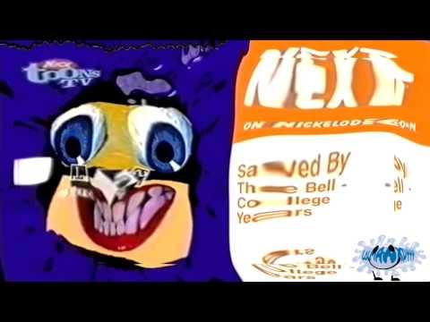 Klasky Csupo On Nicktoons TV UK Effects