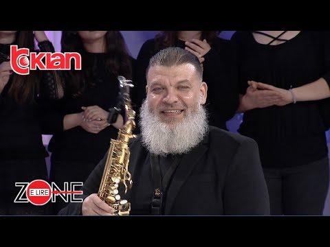 Zone e lire - Ad Sybardhi, saksofonisti me i famshem ne Ballkan! (14 dhjetor 2018)