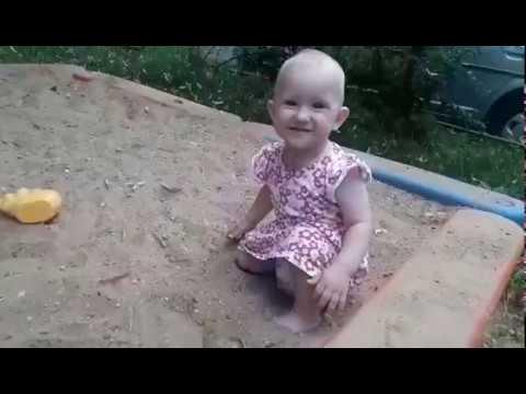 Знакомство с песком!