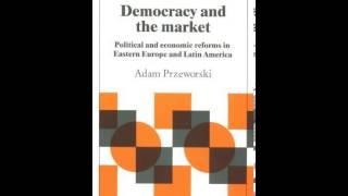 History Book Review: Democracy and the Market: Political and Economic Reforms in Eastern Europe a...