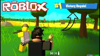 ROBLOX [FR] - On Vise Le TOP 1 - ISLAND ROYALE