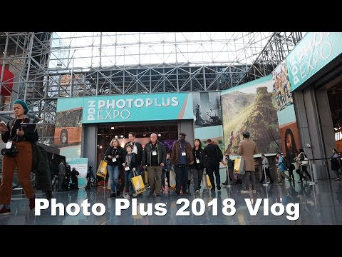 PhotoPlus Expo 2018 Vlog (w/Ted Forbes, DIY Dual Card Slot Hack & All The Newest Mirrorless Gear)