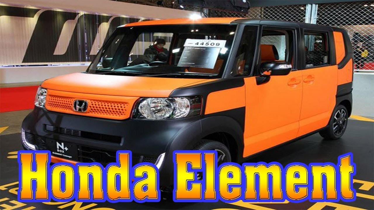 2018 Honda Element >> 2018 Honda Element 2018 Honda Element Review 2018 Honda Element Usa New Cars Buy