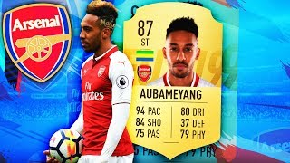 FIFA 19 AUBAMEYANG!! THE QUICKEST STRIKER IN THE PREMIER LEAGUE! FIFA 19 ULTIMATE TEAM