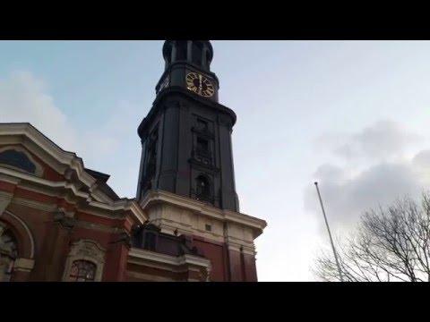 Teilgeläut der Hauptkirche St.Michaelis (Hamburger Michel) in Hamburg