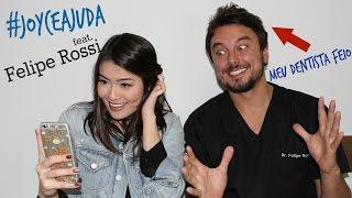 #JoyceAjuda SERÁ QUE ELE GOSTA DE MIM? | feat. Felipe Rossi e Ramirona