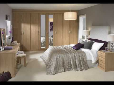 Fitted Bedroom Furniture for Small Rooms UK YouTube