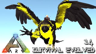 ARK: SURVIVAL EVOLVED - ABANDONED & RUTHLESS GRIFFIN EVOLUTION !!!   PARADOS GAIA AMISSA E14