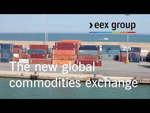 EEX Group: The new global commodities exchange