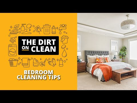 Bedroom Cleaning Tips