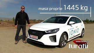 Hyundai Ioniq Hybrid explicit video 1 of 5