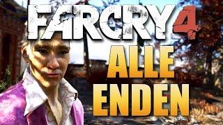 Far Cry 4 Alle Enden - Böses, gutes und alternatives Ende